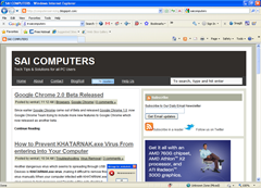Internet Explorer 8 released