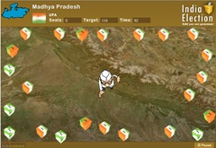 Indian election _build your own government game
