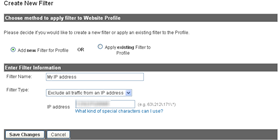 create filter_for_excluding_ip address_analytics