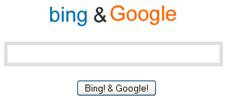 bingandGoogle