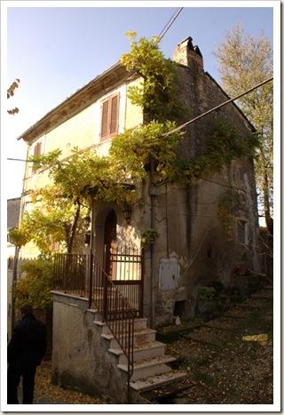 034 - Fianello - Lungo la strada per la Rocca