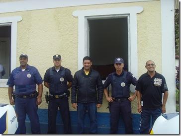 Visita a Guarda Civil Metropolitana IR-Parelheiros