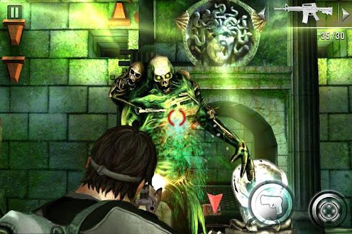 Novas Imagens do Uncharted para iPhone da Gameloft