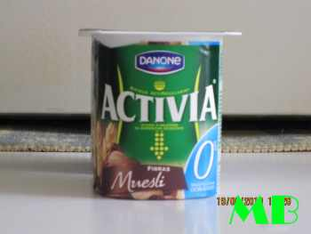 Estoy probando el Plan Activia (Das  1 y 2)