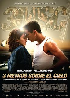 Poster de Tres Metros Sobre El Cielo