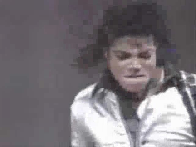 Micheal jackson-human nature dangerous & another part of me    -87