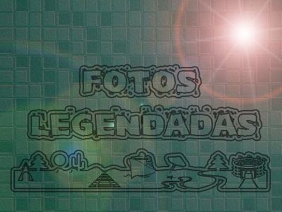 FOTOS LEGENDADAS
