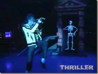 Michael Jackson - Thriller (live in Bucharest)-23