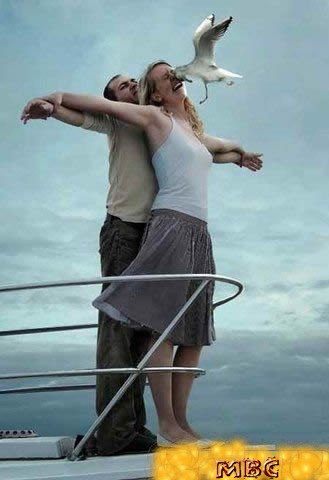 titanic na vida real