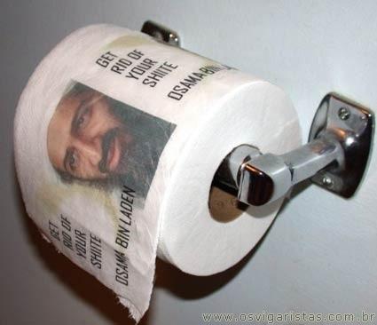 papel  higienico americano