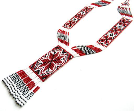 купить гердан (гайтан ) со славянскими символами Anabe