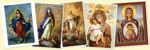 View Different images of Immaculate Conception