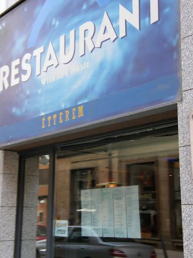 Budapest, V. kerület, belváros, Galaxia Bar, Belvarosi étterem, Bécsi utca