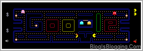 Google Doodle Pacman multiplayer