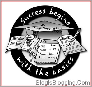 success begins with the basics blog