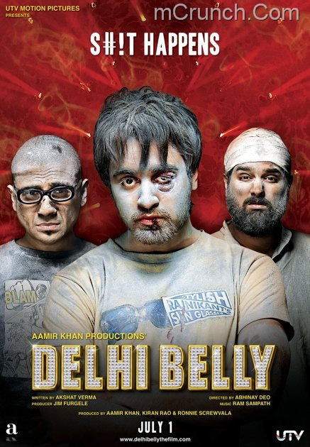 Delhi Belly POSTER First Look