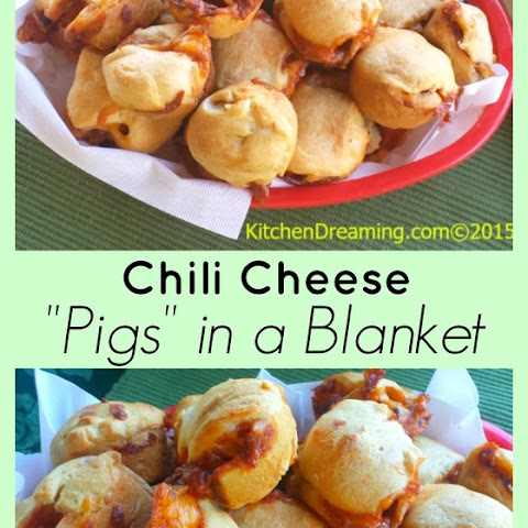 10 Best Pigs In A Blanket With Cheese | Mac and Cheese ...