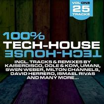 Baixar MP3 Grátis 100tech 100% Tech House Vol 1