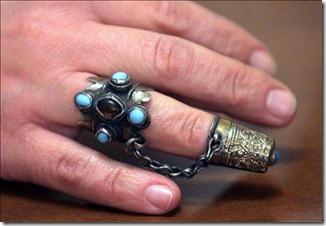 δαχτυλήθρα-δαχτυλίδι