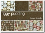 Figgy Pudding - FQ Bundle Brown #30180ab-bn