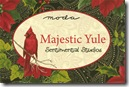 Majestic Yule by Sentimental Studios for Moda