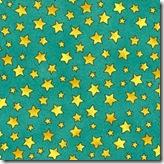 Komfort Kids - Twinkle Stars Teal #3300-203