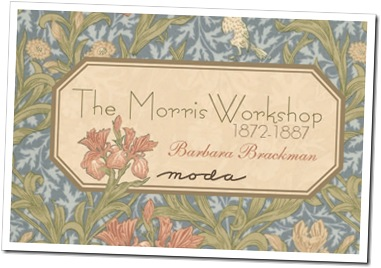 The Morris Workshop by Barbara Brackman for Moda