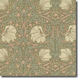 The Morris Workshop - Pimpernel Green #8147-12