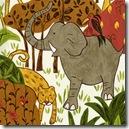 Safari So Good - Animal Toss Natural #431E