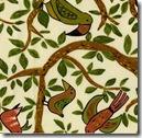 Safari So Good - Birds on Vine Natural #432E