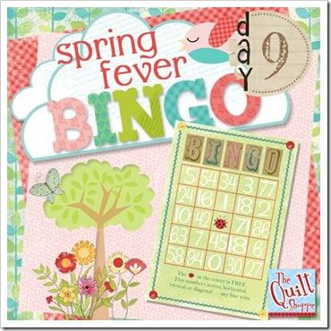 spring fever Day nine hangtag