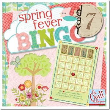 Spring Fever Day Seven