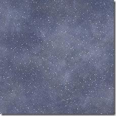 Winter's Gleam - SNowy Sky Dk. Blue #18-441