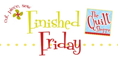 Join our Finished Friday Parade!