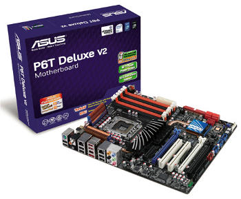 Asus P6T Deluxe v2