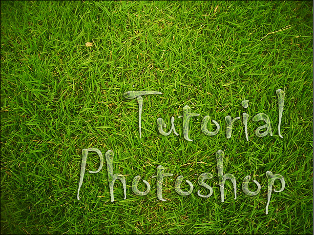 tutorial photoshop - membuat effek air dengan photoshop