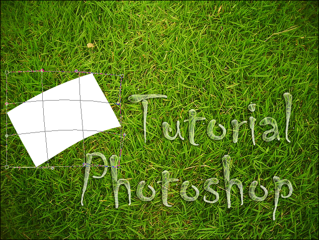 tutorial photoshop - membuat effek air dengan adobe photoshop