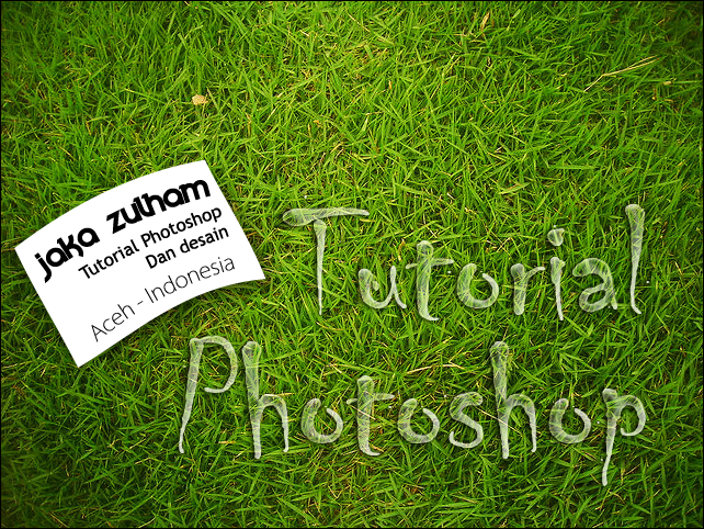 tutorial photoshop - tipografy