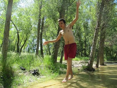 Miguel stellt sich als Naturtalent heraus