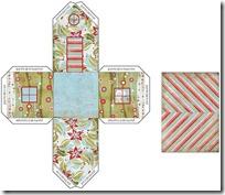 cajas regalos navidad para imprimir (4)