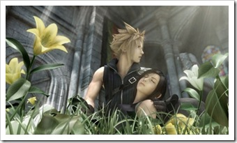 Final Fantasy VII Alvent Children