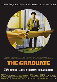 Poster El graduado