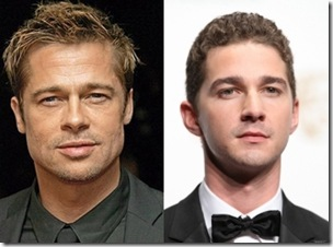 Pitt &amp; LaBeouf