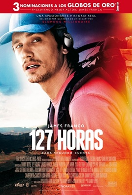 Poster 127 horas