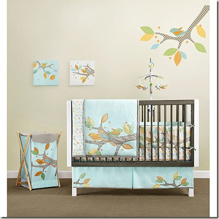 Migi Crib Bedding