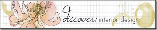 discover interior design banner