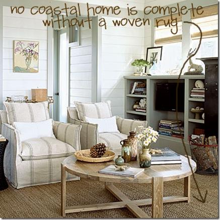 coastal living rug