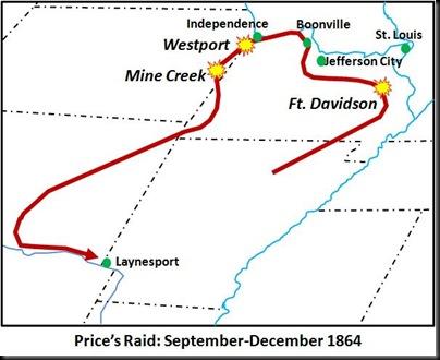 Price's Raid-Map