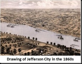 1860s Jefferson City