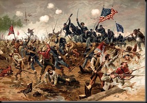 Upton's Assault at Spotsylvania